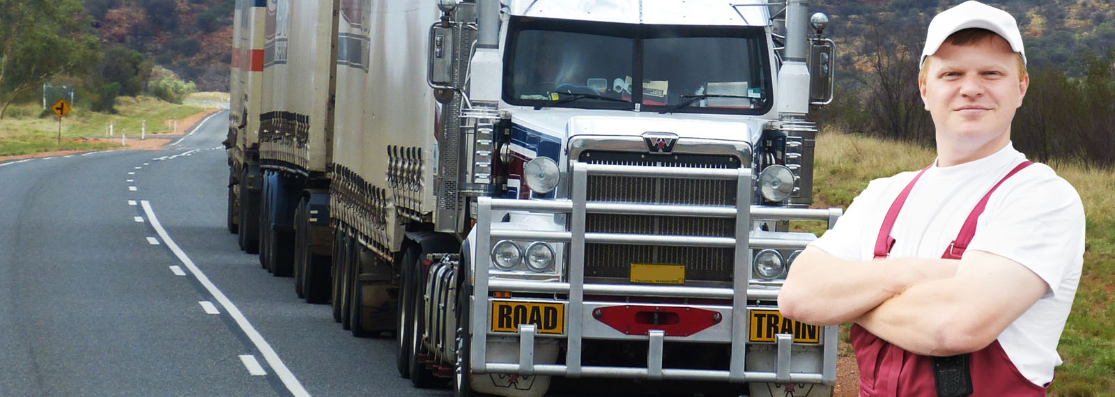 Australia Needs Qualifies Truckers