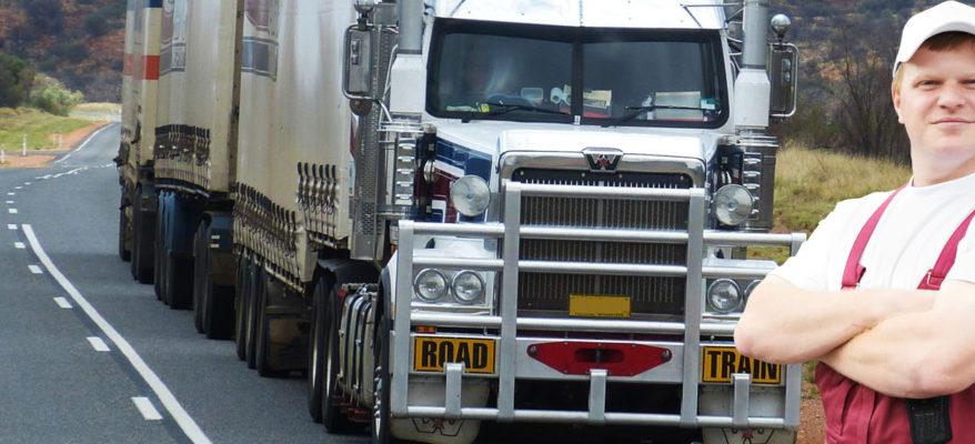 Australia Needs Qualifies Truckers